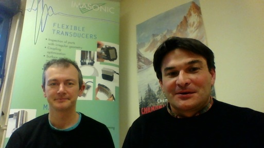 Theo Martinez et Philippe Dumas