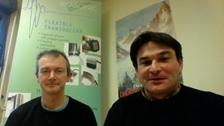 Philippe DUMAS and Theo MARTINEZ