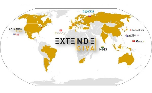 EXTENDE in the world
