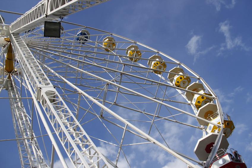 NDT in amusement Parks